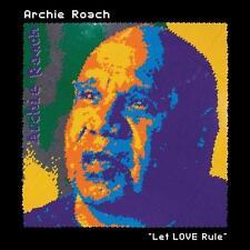 ARCHIE ROACH LET LOVE RULE DIGIPAK CD NEW