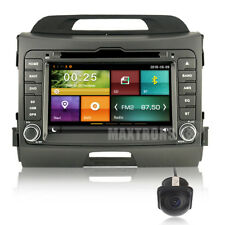 Sat Nav Car DVD GPS Autoradio Stereo  For Kia Sportage 2011 2012 2013 2014 2015