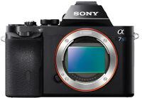 Sony Alpha ILCE-7S 12.2 MP Digitalkamera - Schwarz (Nur Gehäuse)
