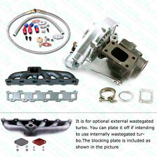 For Ford Maverick Y60 4.2 L TB42S TB42E I6 Turbo & Manifold & Oil line Kit