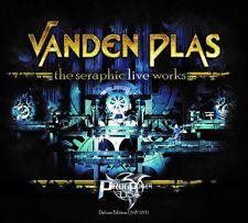 VANDEN PLAS - THE SERAPHIC LIVE WORKS (DIGIPAK)   CD+DVD NEUF