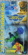 Transformers Beast Machines MOL Mosc New Hasbro Deployer Lot