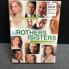 Brothers and Sisters The Complete First Season DVD Set  NIB