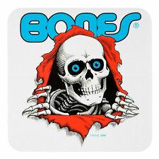 "Powell Peralta Ripper Skateboard Sticker Bumper Sticker 5"" Clear"