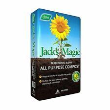 More details for westland 60l jack's magic compost garden peat based plant soil cheapest