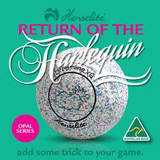 Henselite bowls XG NEW COLOUR HARLEQUIN