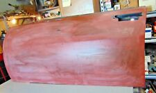 Citroen SM Driver or Left Side Door Shell- Rustfree- Nice-Clean- T