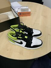 Air Jordan 1 Low US12 UK11 Cyber Green