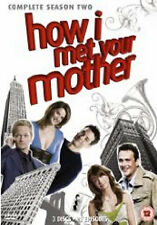 HOW I MET YOUR MOTHER - SERIES 2 - DVD - REGION 2 UK