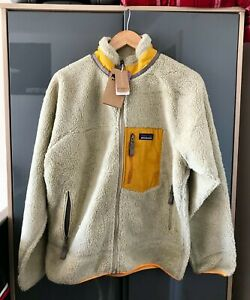Patagonia Classic Retro-X Jacket/Fleece   Size Large   Brand New   RRP £180