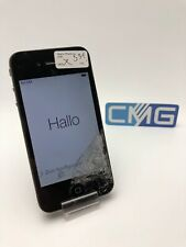 Apple iPhone 4 8GB ( aus Kundenretoure / ungeprüft ) DEFEKT Bastler #S31