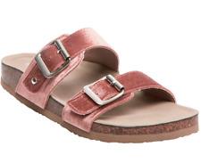 3f31ef4cb1b Madden Girl Brando Footbed Slide Sandals Womens 8.5 Blush Ship