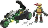 TMNT Stealth Bike Raphael Action Figure Teenage Mutant Ninja Turtles NEW
