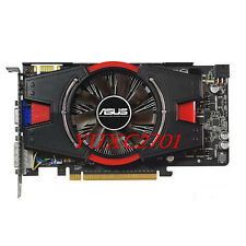 1pcs Used Original ASUS Video Card GTX550TI 1GB Graphics Board Free Shipping