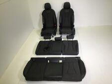 Sedili Parte Cuoio Tessuto Interni IN Pelle S-LINE Audi A3 Sportback (8VA)
