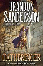 The Stormlight Archive: Oathbringer Bk. 3 by Brandon Sanderson (2017, Hardcover)