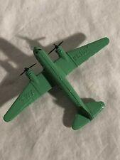 Tootsietoy Twa Airplane Toy Very Nice