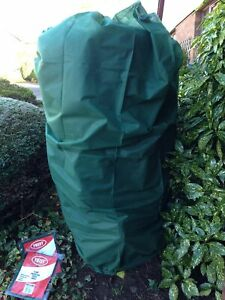 Yuzet Frost Protection Winter Fleece Jacket Cover Protect Plant 105cm x 80cm