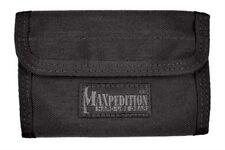 NEW! Maxpedition Spartan Wallet Black (Model #0229B)
