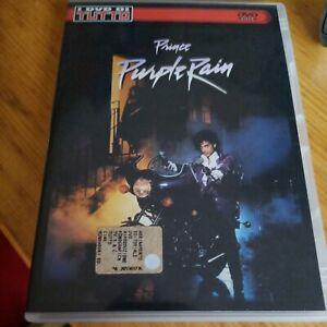 PRINCE - PURPLE RAIN - DVD (Region Free)
