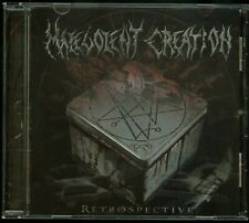 Malevolent Creation Retrospective CD new