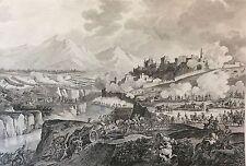 Bataille de Roveredo Carle Vernet Napoléon Bonaparte Révolution 1850