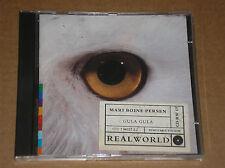 MARI BOINE PERSEN - GULA GULA - CD COME NUOVO (MINT)