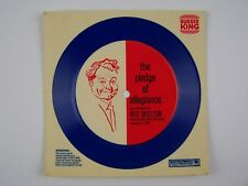 1969 BURGER KING Auravision RED SKELTON The Pledge of Allegiance 33 1/3 Record