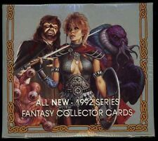 TSR 1992 COLLECTOR TRADING CARDS FACTORY SET SEALED AD&D 1078 Dungeons & Dragons