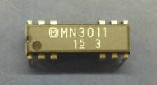 MN3011 Matsushita IC 3328-stage Low Noise BBD With 6 Taps Dip-12