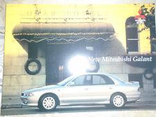 Mitsubishi Galant range brochure Sep 1995