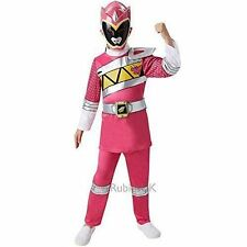 Rubies Official Power Rangers Dino Charge Pink Ranger Child Medium M