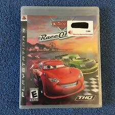 Cars Race-O-Rama (Sony PlayStation 3, 2009) Brand New Sealed