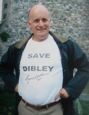 GARY WALDHORN Signed 10 x 8 Photo Autograph VICAR OF DIBLEY