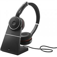 Jabra Evolve 75 Stereo MS With Charging Stand and Link