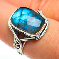 Labradorite 925 Sterling Silver Ring Size 8 Ana Co Jewelry R45765F