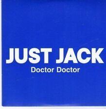 (BK930) Just Jack, Doctor Doctor - 2009 DJ CD