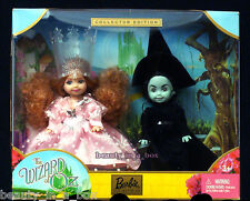 Wicked Witch Kelly Doll Glinda Wizard of Oz Barbie Collector Edition EXC MC