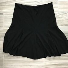 Ralph Lauren Black Circle Skirt Women's Size 12
