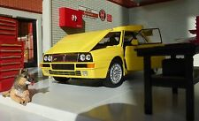 LGB G Scale 1:24 Lancia Delta HF Integrale EVO 2 Bburago Detailed Diecast Model