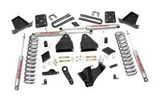 "Ford F250 Super Duty 4.5"" Suspension Lift Kit 2015-2016 Diesel w/ Overloads 4WD"