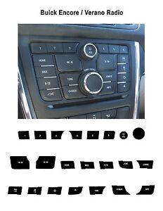 Buick Encore/Verano Radio