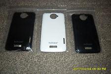 3x bullcase Hartschale schwarz und weiss HTC One ? neu!