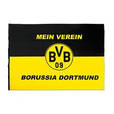 Hissfahne ca. 200x150 cm  Borussia Dortmund Fussball Fanartikel