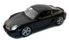 Porsche Cayman S 2005 Black 1 18 Model 31122bk Maisto