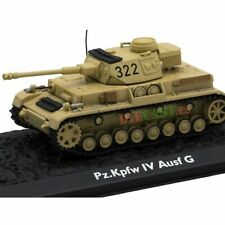 WW2 Tank Panzer IV Ausf G 1944 Atlas W249