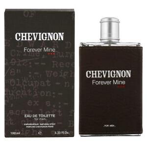 Chevignon Forever Mine For Men EDT Spray 100 ml 3.4 fl.oz NEU/OVP