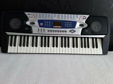 Gear4Music MK-2000 54-key Portable Keyboard With No Box or Accessories Used