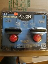 "Axion Large Hybrid Limb Damper Red Fits 3/4"" to 1"" Split Limbs Aaaa-3700Lr"
