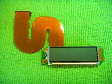GENUINE CANON EOS REBEL XT/350D REAR LCD REPAIR PARTS